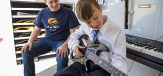 Explore the Music Bus